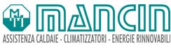 Logo mancin srl vettoriale